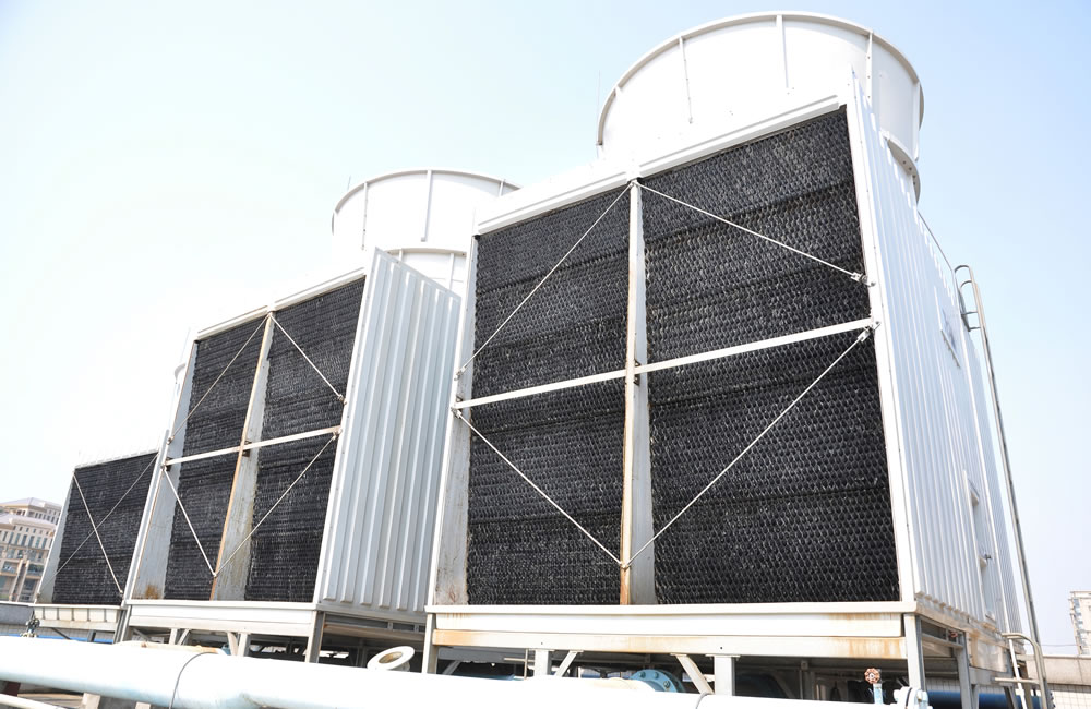 Industrial Cooling Towers to complement Today's Industrial Needs