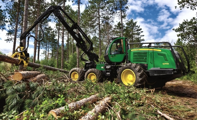 How to Choose the Right Used Forestry Equipment for your Worksite